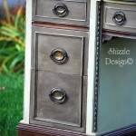 Hand painted by Shizzle Design using ASCP Grand Rapids MI painted furniture colors ideas workshops