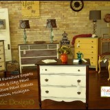 Best Painted Furniture Reno's 2011 by Shizzle Design