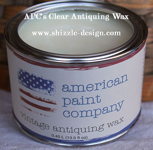 Great Tips for Waxing Painted Furniture — Shizzle Design