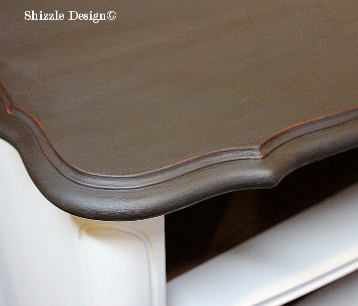 What Color To Paint Furniture shizzle design | great tips for waxing painted furniture