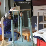 Learn How to Create Your Own Masterpiece our Paint Your Own Furniture Workshop ~ Shizzle Style!