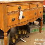 Adorable Antique Buffet in Mesa Sunset