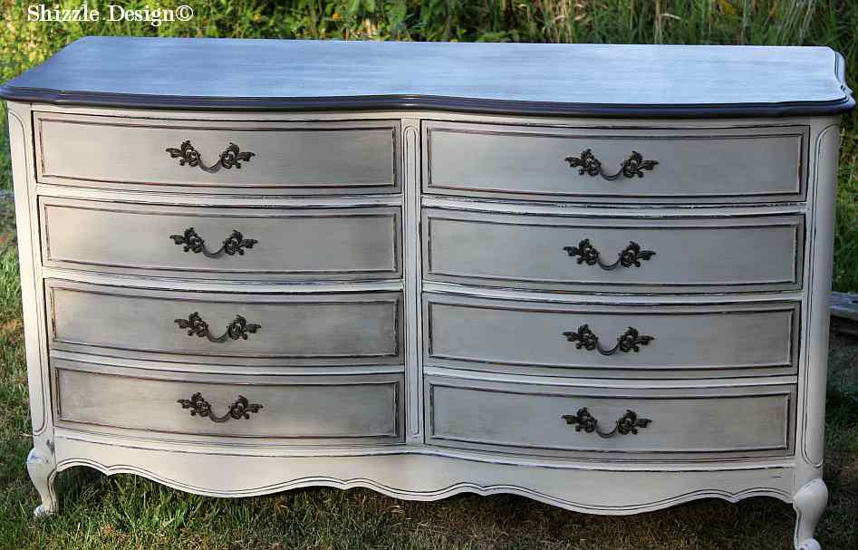 Thomasville Dresser Before My Painted Furniture For Sale