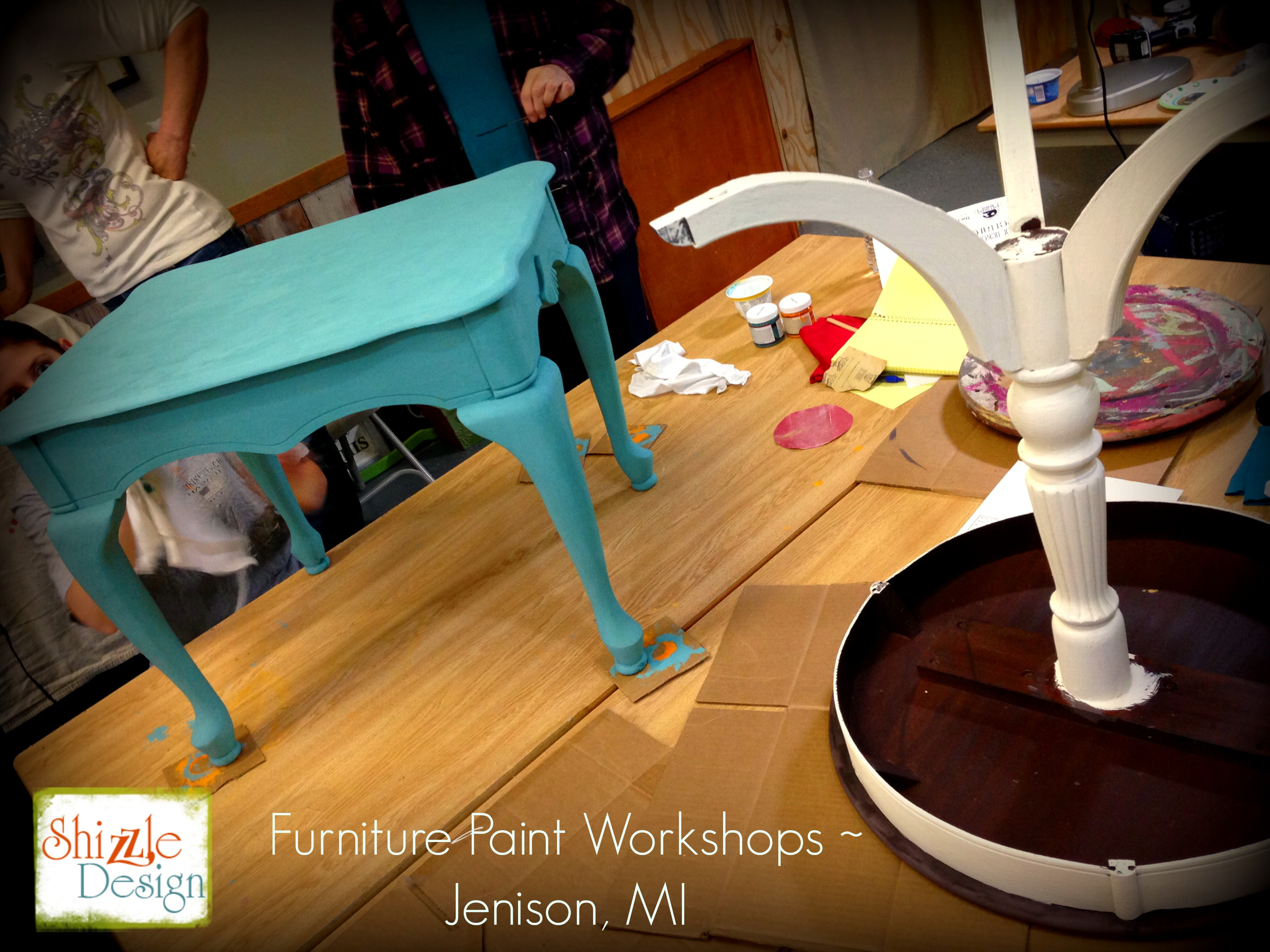 Learn How Layer Chalk Paint