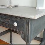 Shizzle Style Workshop Makeovers ~ MSU Part 2 Vintage Table