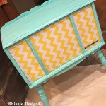Shizzle Style Painted Furniture Class Makeovers ~ July
