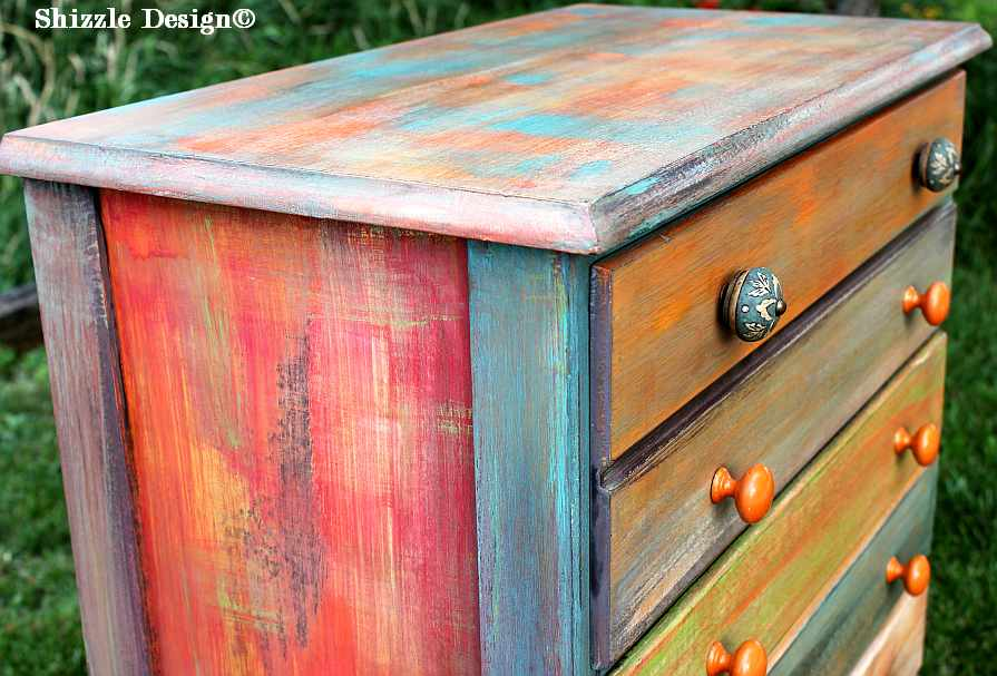 Painting Furniture Ideas Color Enchanting Of Whimsical Painted Furniture with Chalk Paint Images