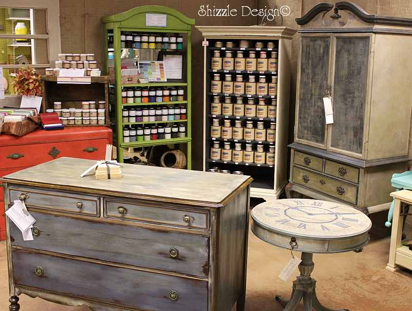 Shizzle design whimsical patchwork painted dresser for Hand painted furniture ideas