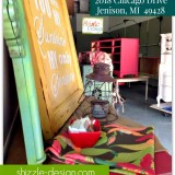 Psst ~ We're opening our own Shizzle Design's Paint Studio!
