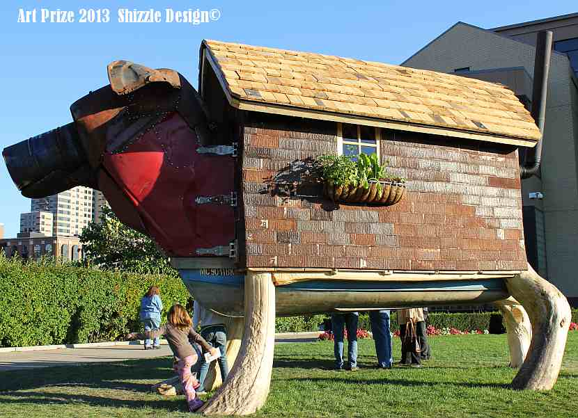 Coolest Dog House In T...