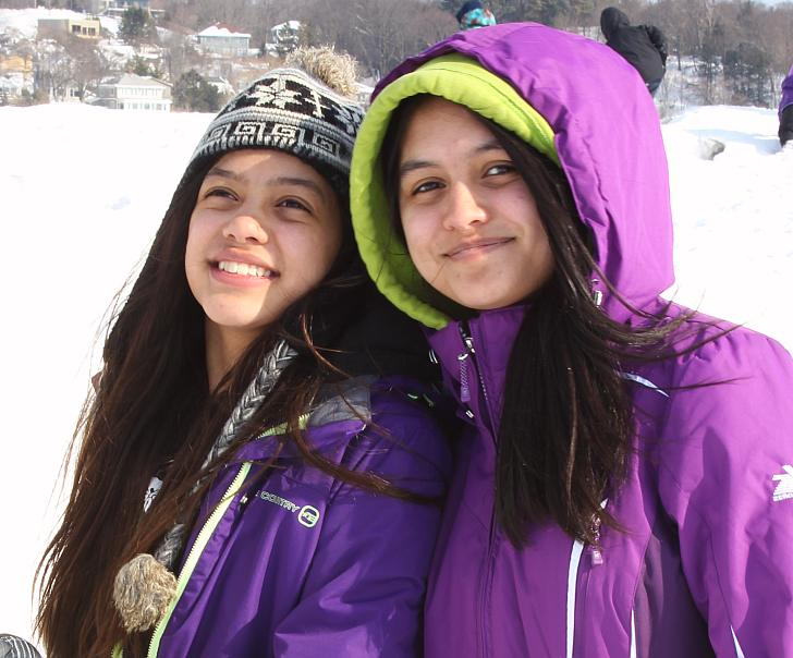 1 Grand Haven Michigan State Park Lake Michigan Ice February 2014 1