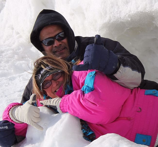 1 Grand Haven Michigan State Park Lake Michigan Ice February 2014  17