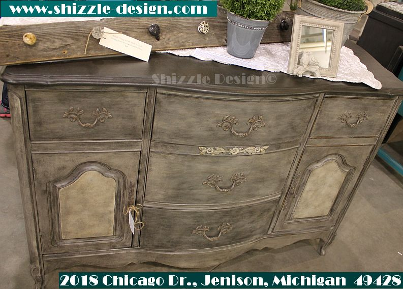 Shizzle Design Look What S New At Shizzle Design Painted Chalk Clay Furniture For Sale In