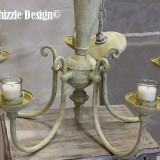 How to Create Beautiful Old World Finishes on Brass Chandeliers