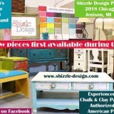 Join Shizzle Design on March 14-16 at West Michigan's Women's Expo, Grand Rapids, MI