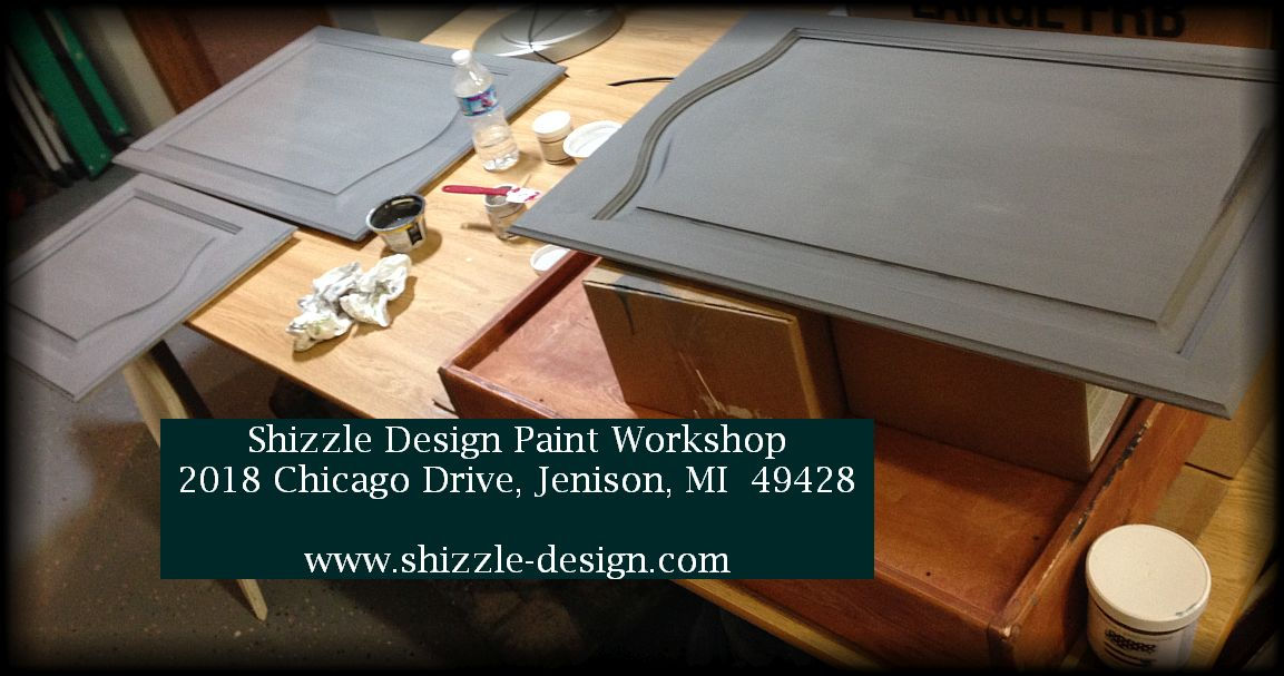 ... Furniture Makeovers from our Latest Shizzle Style Paint Workshops