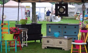 Where it all Began ~ Shizzle Design launch at Holland's Art in the Park, 2011