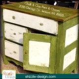 More Great Ideas from Shizzle Design's Furniture Workshops featuring American Paint Company's Chalk & Clay Paints