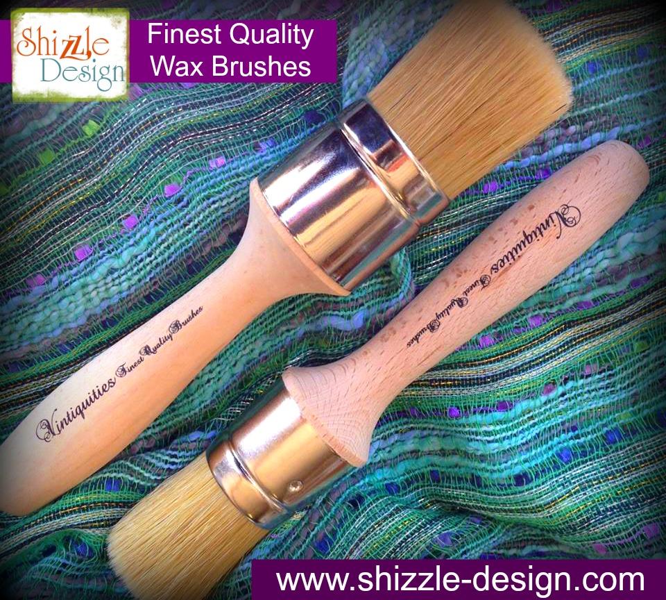 0 Vintiquities Wax Brush 7