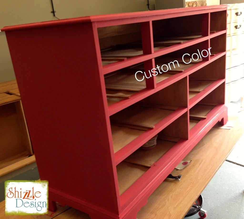 custom color on dresser shizzle design painted furniture grand rapids mi