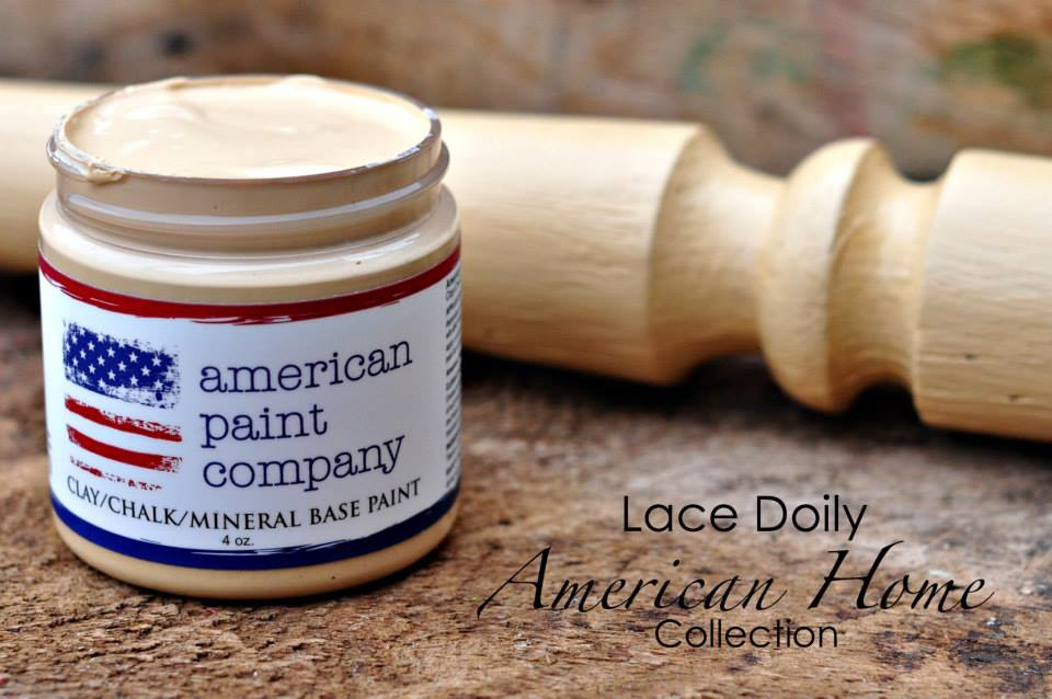 American Home Collection - Lace Doily