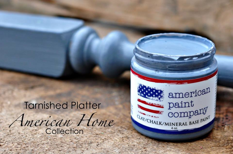 American Home Collection - Tarnished Platter