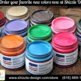 American Home Collection where to buy new colors Shizzle Design chalk clay paint supplies Michigan