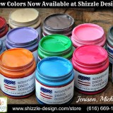 New Paint Colors, Retired Colors & Complete Main Line ~ American Paint Company including ideas & Inspiration from Shizzle Design