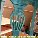 Learn How to Paint w Chalk & Clay Paints at Our LAST Furniture Painting Workshop