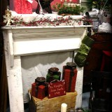 Christmas 2014 Not So Shabby Open House American Paint Company Shizzle Design Chalk paint supplies 1 - Copy