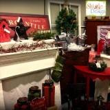 Christmas 2014 fireplace