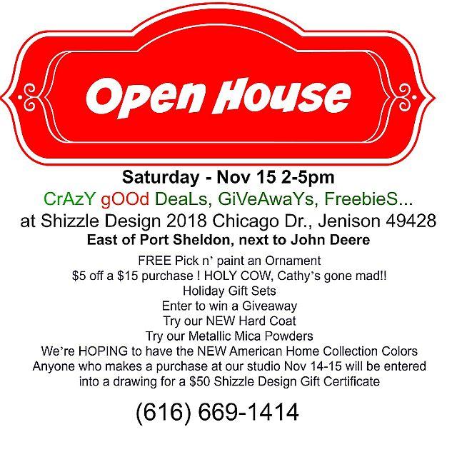 open house 1