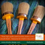 Vintiquities Paint brushes