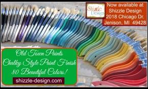 Shop Old Town Paints at Shizzle Design