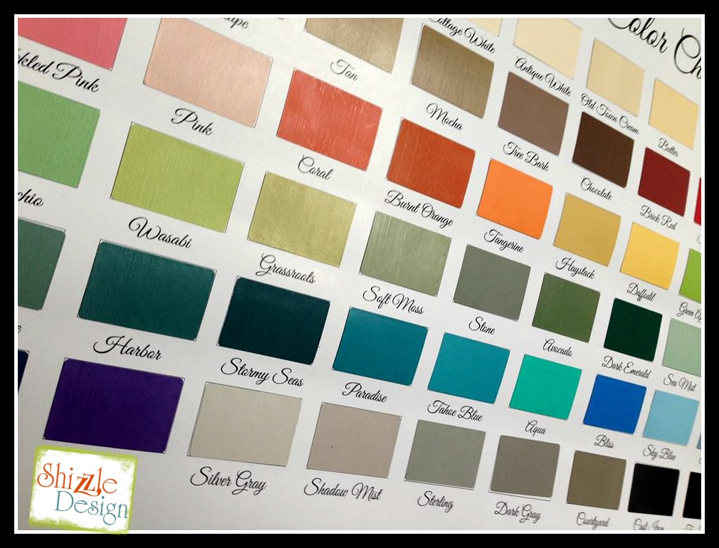 Shizzle Design Free Paint Demos On Our New Paints Finishes