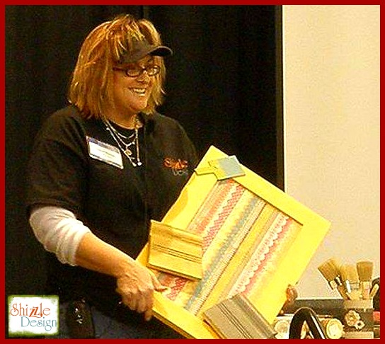 Shizzle Design West Michigan Expo Featured Speaker Painted Furniture chalk clay paint retailer supplies workshops 3