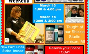 FREE Paint Demos on our NEW Paints & Finishes!