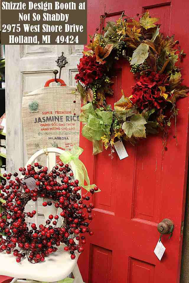 home decor store jenison mi shizzle design not so shabby s annual christmas open house 12413