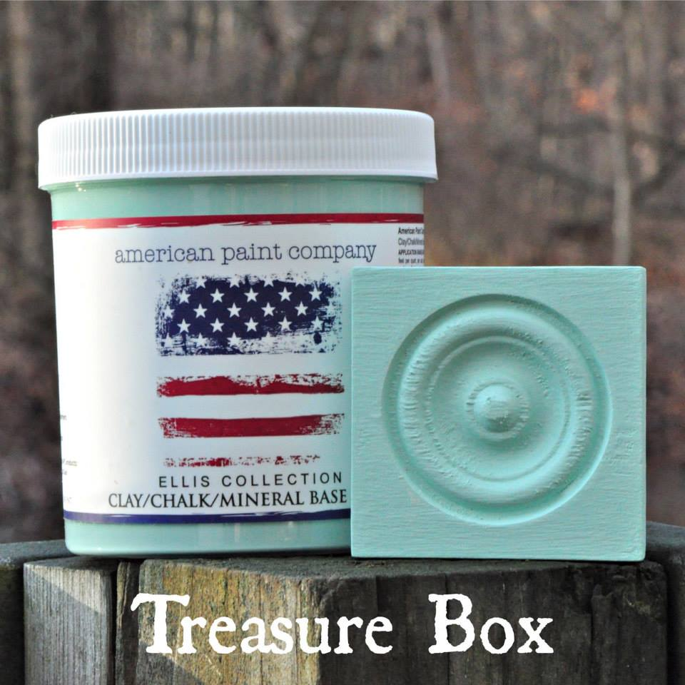 Ellis Collection - Treasure Box