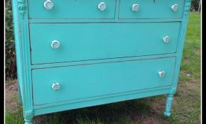 Vintage Dresser Painted in Junk Gypsy's™ Wanderlust