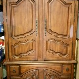 Armoire - before picture