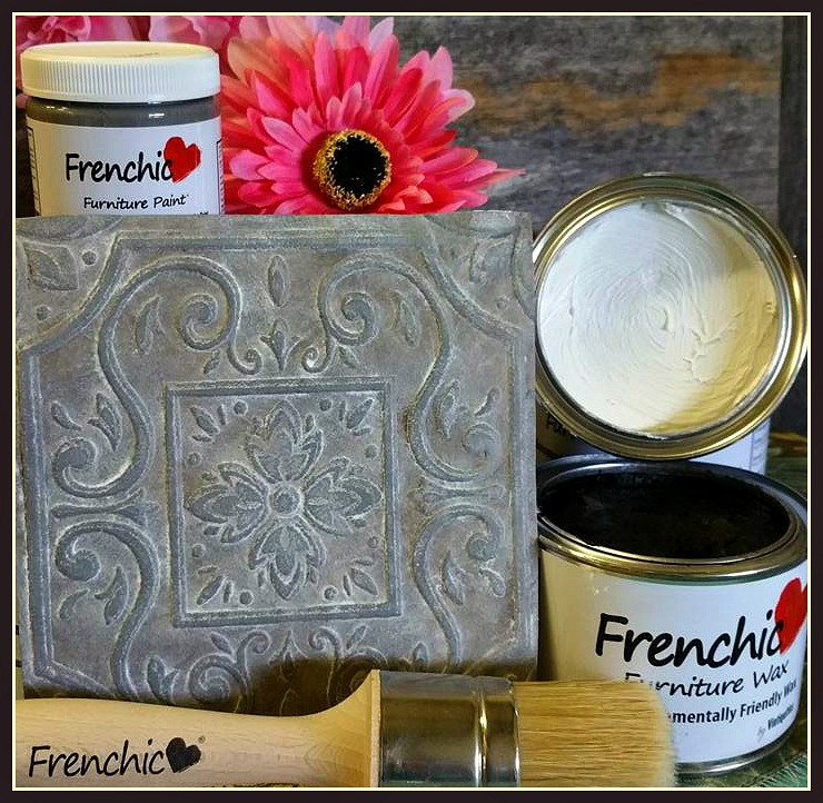 Frenchic Furniture Paint Lady Gray Posh Nelly Rustic White Wax Shizzle Design Distributor Jenison Michigan