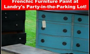Don't Miss our Free Furniture Painting, Waxing & Buffing Demos this Saturday, May 14 at Landry's Party-in-the-Parking Lot ~ Hudsonville, Michigan