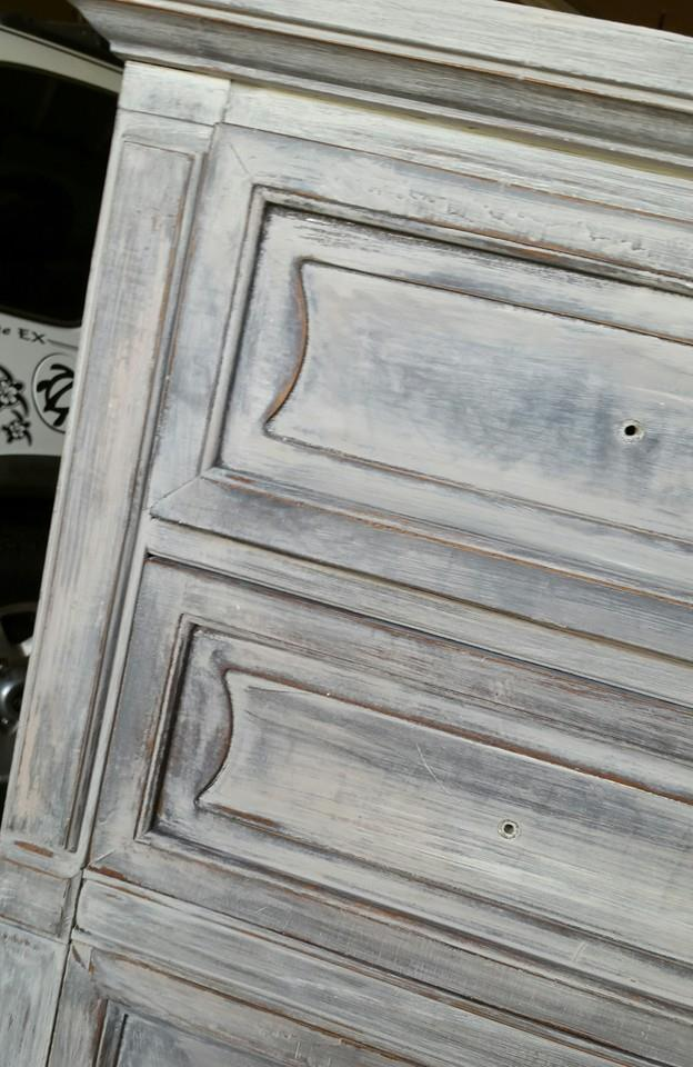 frenchic furniture paint - 1 Grey Pebble - Panther - Wedding Cake - White - chalk paint - shizzle design - buy - highboy - painted furniture, paint supplies