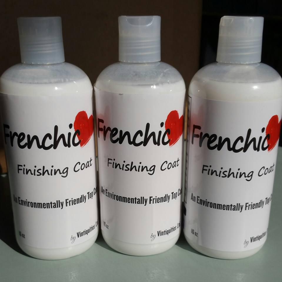 Frenchic Finishing Coat Shizzle Design