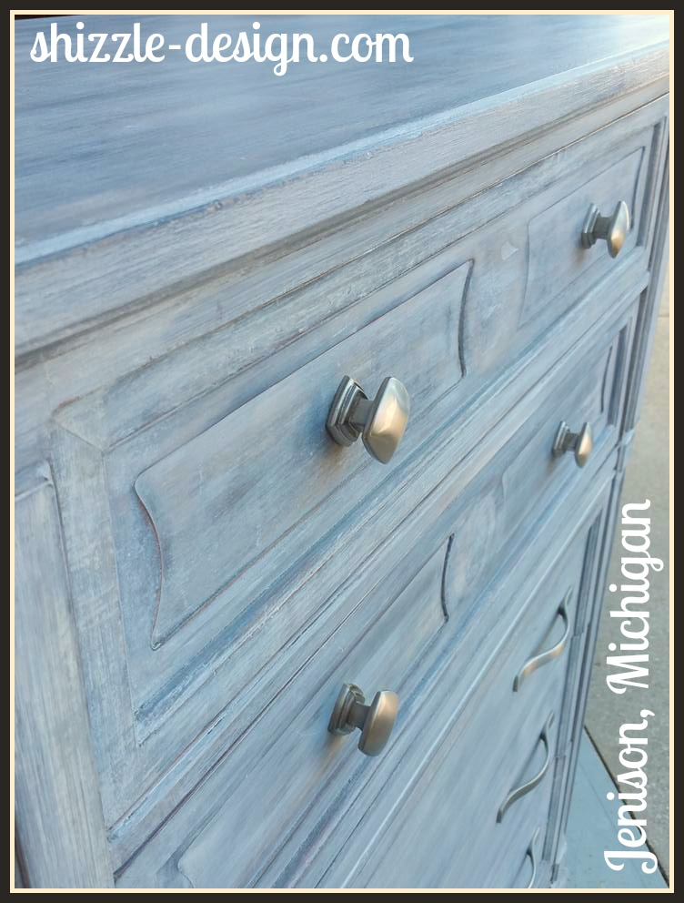 Create A White Wash Finish The Easy Way On Painted