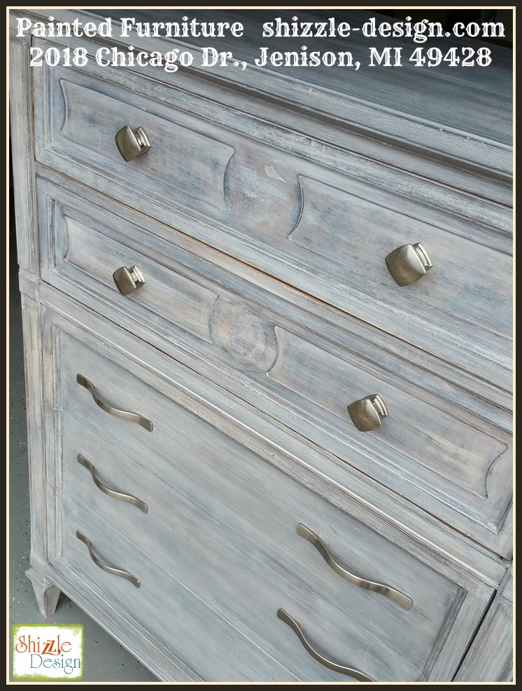white wash painted furniture how to chalk paint shizzle design grand rapids michigan highboy gray dresser